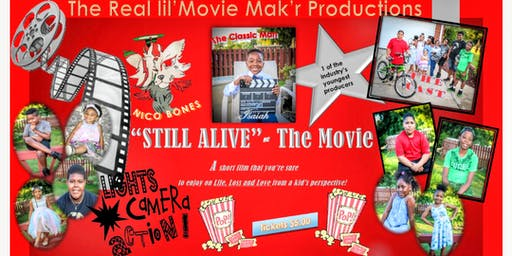 """Still Alive"" Movie Premiere & Meet The Cast"