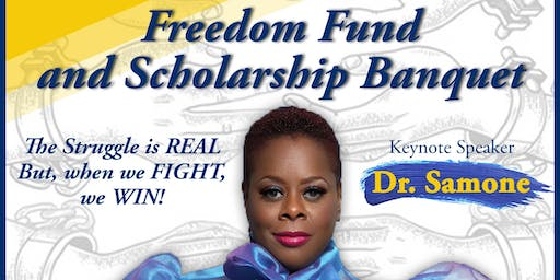 Tri-Cities NAACP Freedom Fund and Scholarship Banquet