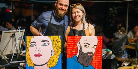 Personalised Pop Art Portraits! tickets