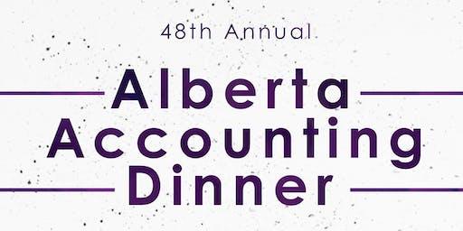 48th Annual Alberta Accounting Dinner
