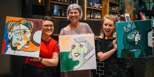 Paint your Mate Picasso Style
