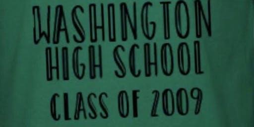 2009 Washington High School Reunion