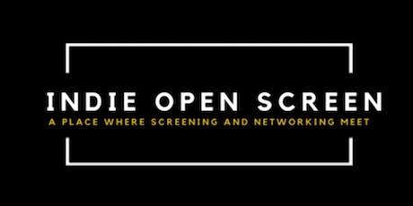 Indie Open Screen  tickets