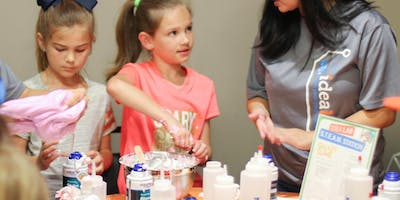 Crazy Science STEM Friday Workshop