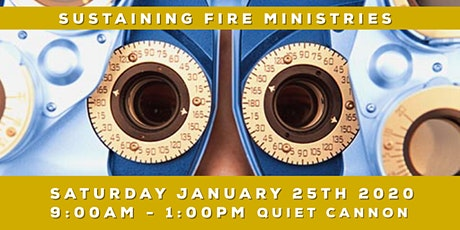 20/20 VISION - Sustaining Fire Ministries 8th Annual Conference tickets