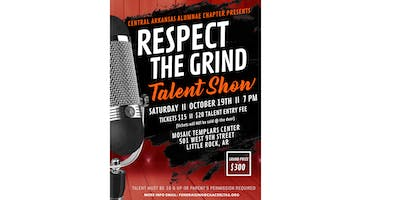 Central Arkansas Alumnae Chapter - Talent Competition
