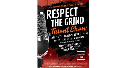 Central Arkansas Alumnae Chapter - Talent Competition tickets