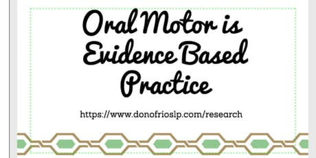 Breaking Down the Diagnostic Process for Orofacial Myofunctional Disorder tickets