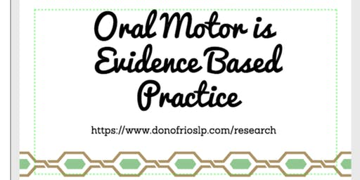 How Oral Motor Impacts Articulation & Language