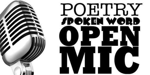 Just Cares Poetry, Spoken Word and Open Mic Night