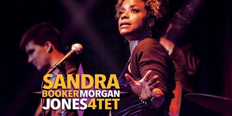 Sandra Booker at Jazzville Palm Springs tickets