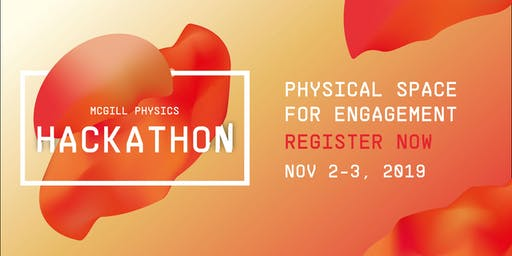 McGill Physics Hackathon 2019