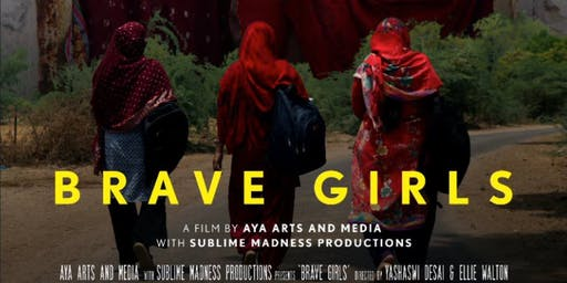"BloomScreen Presents ""Brave Girls"" (Documentary Film)"