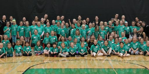 Edina Dance Team Fall Kid's Clinic