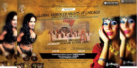 Global Morocco Nights of Chicago tickets