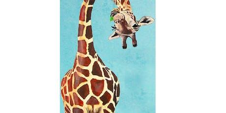 Giraffe - Statesman Hotel tickets