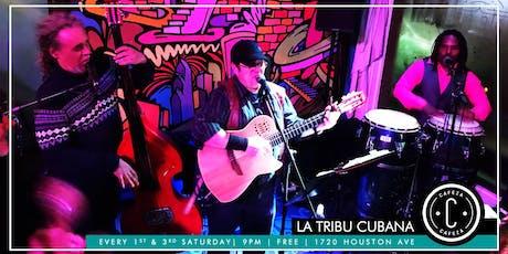 Cafeza Presents - La Tribu Cubana tickets