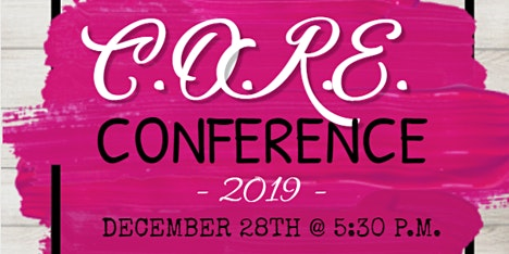 C.O.R.E. Women's Conference: Cycles
