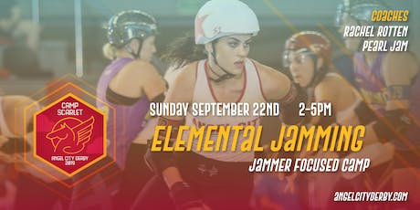 Camp Scarlet - Elemental Jammers tickets