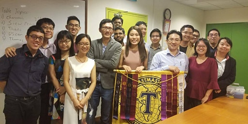 SP Alumni Toastmasters Chapter Meeting