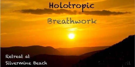 Holotropic Breathwork day off retreat tickets