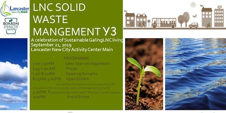 EXHIBIT: SOLID WASTE MANAGEMENT - Food Waste and Single Use Plastics & more tickets
