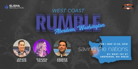 West Coast Rumble: Aberdeen, WA tickets