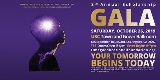 Omega Educational Scholarship Gala
