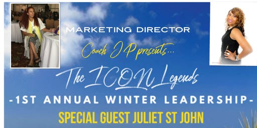 ICONLegends Winter Leadership Training
