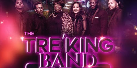 The Tre'King Band Live! A Night of Soulful of Grooves tickets