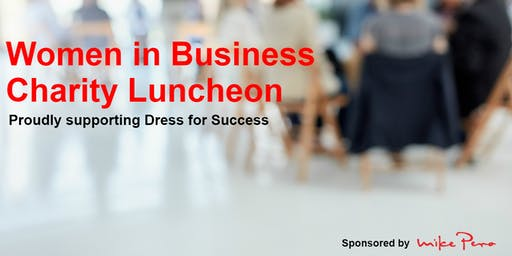Inspirational Women In Business Luncheon