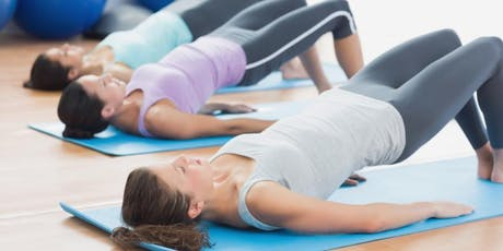 Pilates in the Park, Perth St Park, Camp Hill tickets