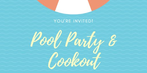 Pool Party & Cookout | Thailand Mission Team Fundraiser
