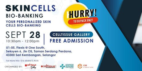 Skin Cell Bio-Banking tickets
