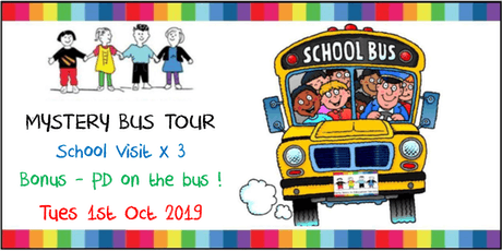 EYES Mystery Bus Tour & PL - Oct 2019 tickets