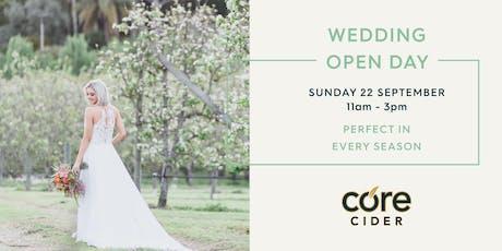 Wedding Open Day tickets