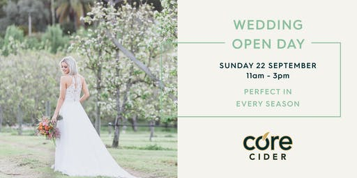 Wedding Open Day