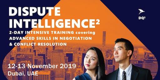 Advanced Negotiation & Conflict Resolution Skills: Dubai (12-13 November 2019) - Shortlist Only