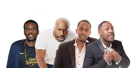 COBO Comedy Shutdown : Slough – Black History Month Special tickets