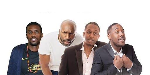 COBO Comedy Shutdown : Slough – Black History Month Special