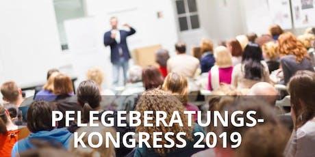 Kongress TAG DER PFLEGEBERATUNG 2019 Tickets
