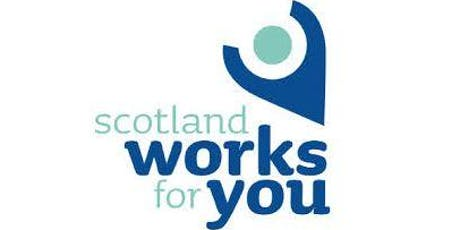 Scotland Works For You: Supporting Employers to Consider Conviction Information Fairly tickets