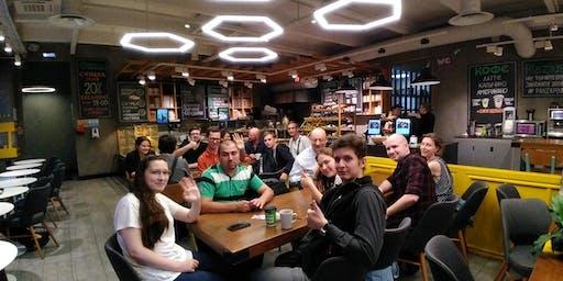 Free English club Moscow