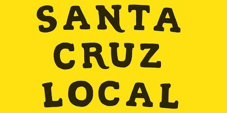 Santa Cruz Local launch party tickets