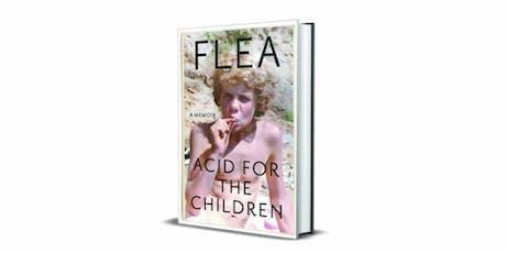 An Evening with Flea tickets