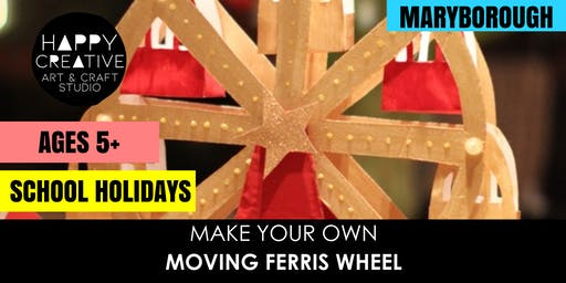Moving Ferris Wheel (Ages 5+)