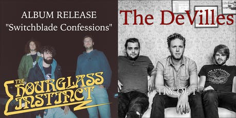 The Hourglass Instinct (CD release) / The DeVilles tickets