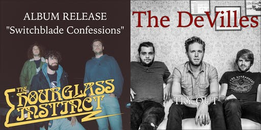 The Hourglass Instinct (CD release) / The DeVilles