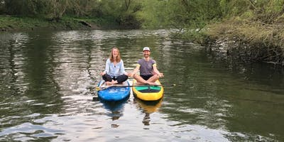 Meditation In Motion - Mindfulness & Paddleboarding