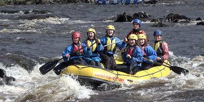 Crana Fest 2019 - White Water Rafting